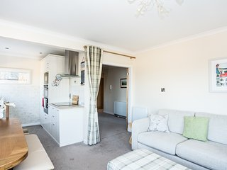 Golf View, 2 bedroom coastal apartment in North Berwick