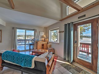 NEW! Pagosa Springs Home Steps from Lake Forest!