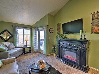 NEW! Cozy Idaho Falls Apt Near Airport & Greenbelt