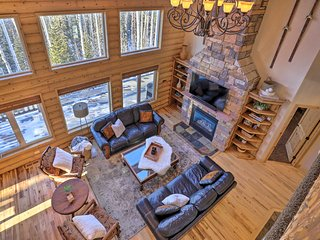 NEW! Spacious Mtn. Manor <1Mi to Brian Head Resort
