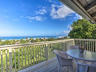 North Shore Home w/Grand View-Walk to Sunset Beach