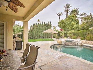 NEW! Updated La Quinta Studio w/Luxury Pool & Yard