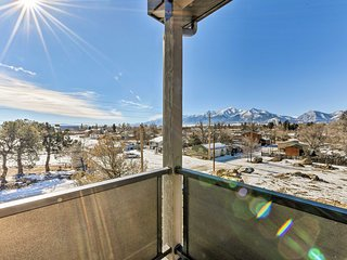 NEW! Buena Vista Home w/Balcony - Walk to Main St.