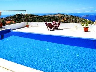 Kalkan Sea View Villa