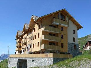 Appartement Spacieux 8p, a 50m des pistes de Valmeinier !