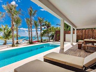 Launch PROMO - Casa Kevali - Boho-chic Beachfront villa with Chef!