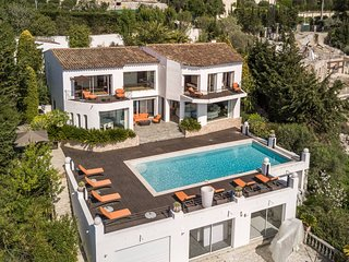 Villa Aquarius - 7 bedroom villa