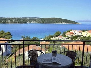 Apartments Stela View - Two Bedroom Apartment with Terrace and Sea View