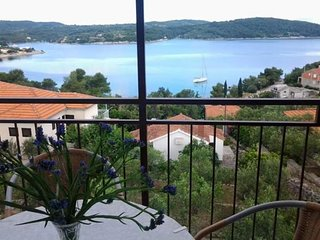 Apartments Stela View-Two Bedroom Apartment with Balcony and Sea View ( A2)
