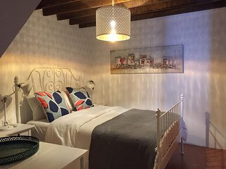 """""""El Huevo"""" - Charming townhouse in the centre of Cómpeta, perfect bolt-hole"""