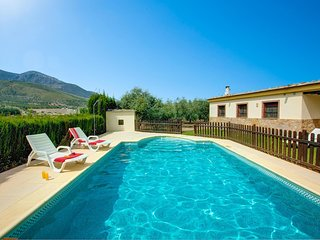 2 bedroom Villa in Los Tablones, Andalusia, Spain - 5604481