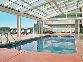 Full Service Beach Suite with a Balcony | Waterpark Passes Included!