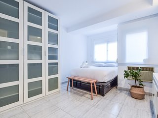 Cozy apartment close to the center of Madrid with Lift, Internet, Washing machin