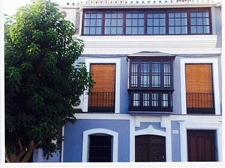 Pedregalejo. Casa para grupos o familias. Málaga.