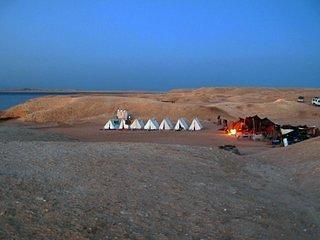 SinaCamp Ras Mo - Tented Camp # 14