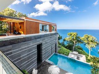 Villa Mayavee - Oceanfront Design Kamala Beach