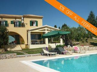 Villa Mayroula - a retreat to enjoy privacy - Pool & Paddling Pool - 10% OFF NOW