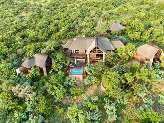 Warthog Lodge – Mabalingwe Game Reserve