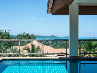 Sea View Treasure Park Pool Villa 2 With 5 Bedrooms