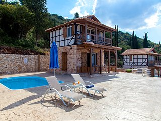 Early bird Offers..Villa with sea view and private pool in Lefkada island