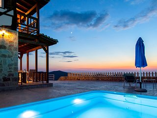 15%OFF June & July Villa Minuartia With SpectacularViews & Private Pool