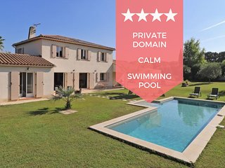❤️ Villa with swimming pool, in a private estate absolute peace and quiet ❤