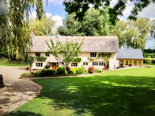 Beautiful Devon Long House