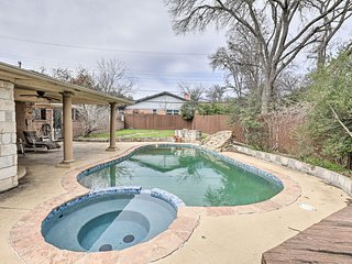 NEW! Fort Worth Home w/ Pool - 7 Mi. to Downtown!