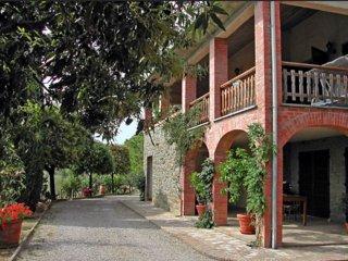 Villa Patrizia: Tuscany farmhouse