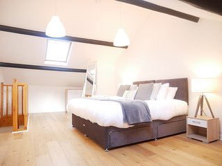 Nordic 3 Bedroom Apartment in Lake District