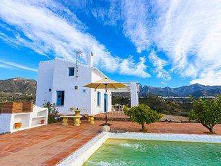 Villa 360º, con Piscina Privada y vistas maravillosas