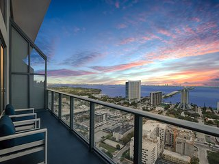 Panoramic Penthouse with Private Rooftop at the Hyde