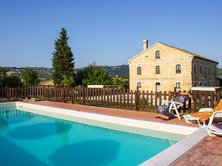 4 bedroom Villa in Casa Vici, The Marches, Italy - 5763302