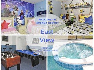 1010SC - East View * Solana Resort (G)