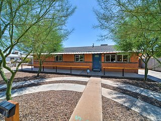 NEW! Tempe Home w/Backyard-5 Minute Walk to ASU!