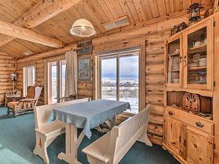 NEW! Encampment Forest Ranger Cabin w/ 360 Views!