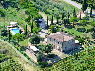 8 bedroom Villa in Fornoli, Tuscany, Italy - 5765186