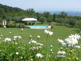 Camporsevoli Villa Sleeps 10 with Pool Air Con and WiFi - 5764825