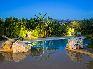 Passo Casale Villa Sleeps 15 with Pool Air Con and WiFi - 5763337