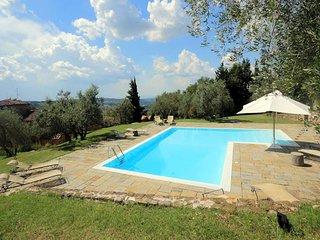 Calzaiolo Villa Sleeps 8 with Pool - 5763423