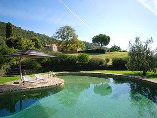 Castiglioncello del Trinoro Villa Sleeps 12 with Pool and WiFi - 5762895