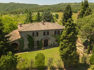 4 bedroom Villa in Scrofiano, Tuscany, Italy - 5764107