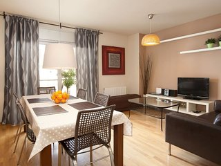 Marbella Platja III apartment in Poblenou with WiFi, integrated air conditioning