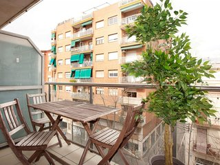 Marbella Platja X apartment in Poblenou with WiFi, integrated air conditioning (
