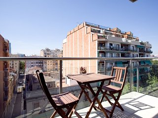 Marbella Platja VI apartment in Poblenou with WiFi, integrated air conditioning