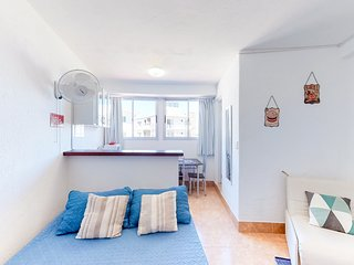 Apto tipo estudio con ubicacion central- Studio apt close to local attractions