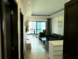 Modern 1 Bedroom Apartment in Gemmeyzeh with Stunning View! 2B