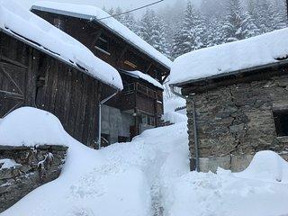 L'Art de Vivre en Savoie près du Grand Domaine de Valmorel pour 12 p.