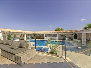 Tolle Finca Casania 07 mit großem Poolbereich + 2 Häusern für bis zu 15 Personen