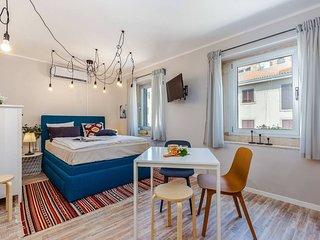 CASA SAN VITO  Studio Apartment LEON - Rijeka center